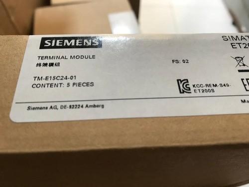 Módulos Terminais Siemens 6es7193-4cb30-0aa0