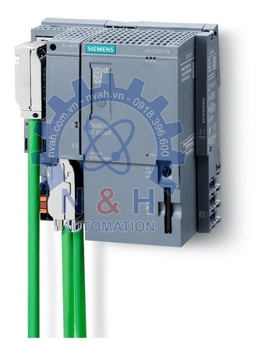 Siemens 6es7193-6ar00-0aa0 Ba 2 X Adaptador Barramento Rj45