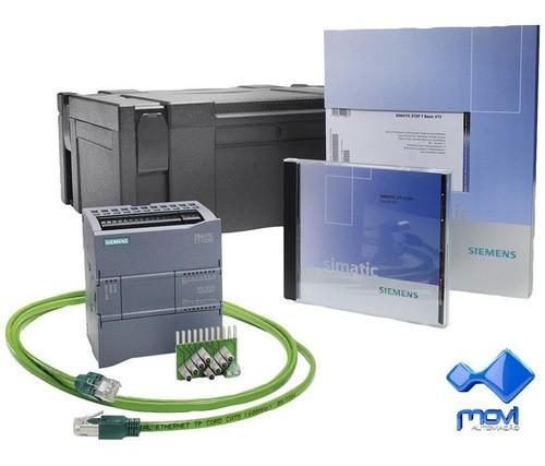 Siemens 6es7212-1ae40-0xb0 S71200 Clp 1212c Compacta Dc/dc