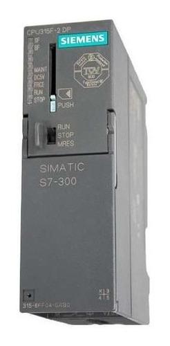 Siemens 6es7315-6ff04-0ab0 S7-300f Cpu315f-2 Dp,mpi,384 Kb