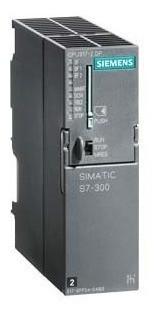 Siemens 6es7317-2ak14-0ab0 S7-300 Cpu317-2 Dp, Mpi / Dp, 1mb