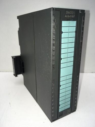 Siemens 6es7331-1kf01-0ab0 Volt/rtd 8-p Termopar Analógica
