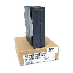 Siemens 6es7332-5hd01-0ab0 Simatic S7-300 Sm332 Analógico