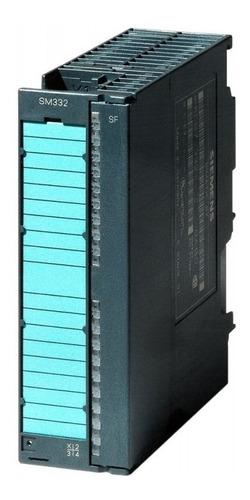 Siemens 6es7332-7nd02-0ab0 S7-300 Sm332 Saída Analógica