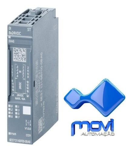 Siemens 6es7 131-6bf01-0ba0 Et 200sp Módulo Entrada Digital