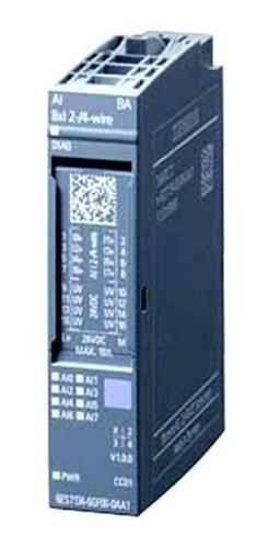 Siemens 6es7 136-6ba00-0ca0 Entradas 8 Digital 24vcc Et200sp