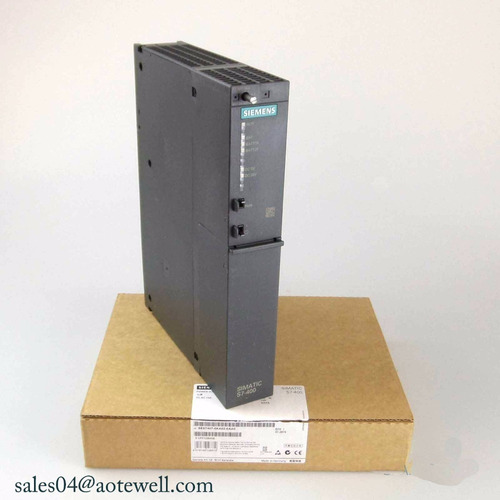 Siemens 6es7 407-0kr2-0aa0 S7400 Fonte 10a Ps407 120-230 Vac
