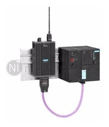 Siemens 6gk1571-1aa00 Net Cp5711 Processador Usb 1 Xmp I/ Dp