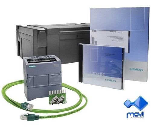 Siemens 6gk7277-1aa10-0aa0 Ethernet S71200 Csm1277 Comutador