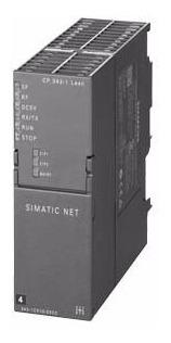 Siemens 6gk7343-1cx10-0xe0 Simatic S7-300 Cp343-1 Lean