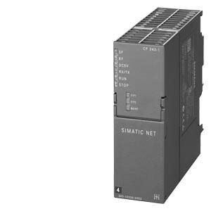 Siemens 6gk7343-1ex30-0xe0 Simatic S7-300 Cp343-1 Ethernet
