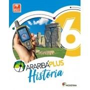 História 6 – Projeto Araribá Plus – 5ª EDIÇÃO