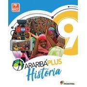 História 9 – Projeto Araribá Plus – 5ª EDIÇÃO