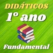 Lista COMPLETA Didáticos do 1º Fundamental
