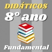 Lista COMPLETA Didáticos do 8º Fundamental