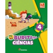 Projeto Buriti - Ciências PLUS - 4º ano - 1ª edição
