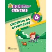 Projeto Buriti - Ciências PLUS - CADERNO DE ATIVIDADES - 4º ano - 1ª edição
