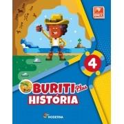 Projeto Buriti - História PLUS - 4º ano - 1ª edição