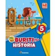 Projeto Buriti - História PLUS - 5º ano - 1ª edição