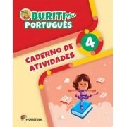 Projeto Buriti - Língua portuguesa PLUS - CADERNO DE ATIVIDADES - 4º ano - 1ª edição