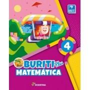 Projeto Buriti - Matemática PLUS - 4º ano - 1ª edição