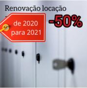 Renovação da Locação Anual de 2020