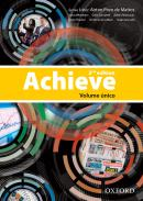 Achieve Students Book And Workbook Volume Unico - 2nd Ed