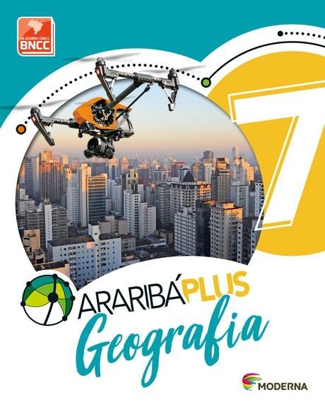 Araribá Plus – Geografia 7 - 5ª EDIÇÃO