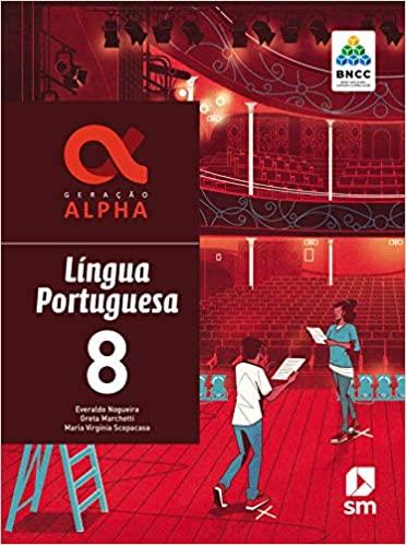 Geração Alpha - Língua Portuguesa 8