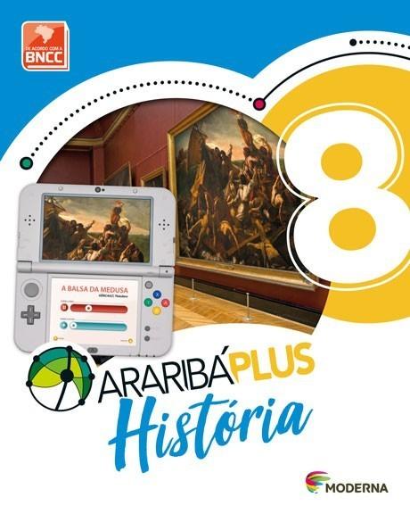 História 8 – Projeto Araribá Plus – 5ª EDIÇÃO