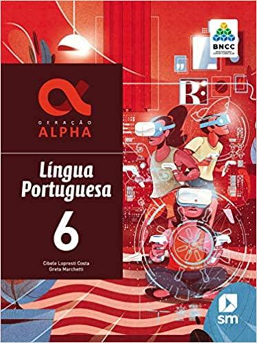 Geração Alpha - Língua Portuguesa 6