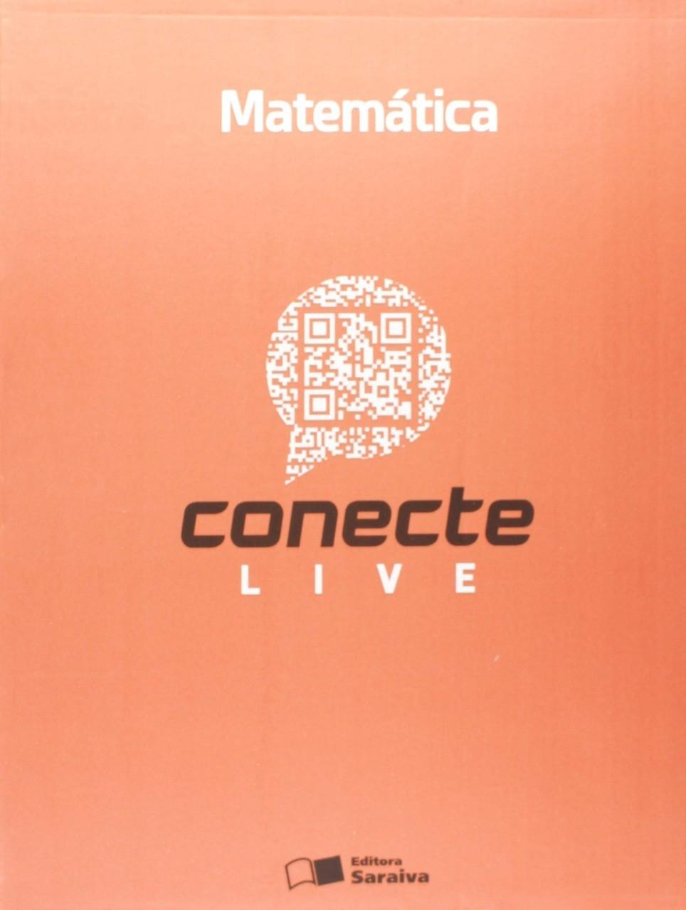Matemática: ciência e aplicações: Conecte live