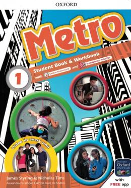Metro 1 Student´s Book And Workbook Pack - 1st Ed