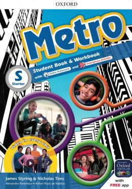 Metro Starter Student´s Book And Workbook Pack - 1st Ed