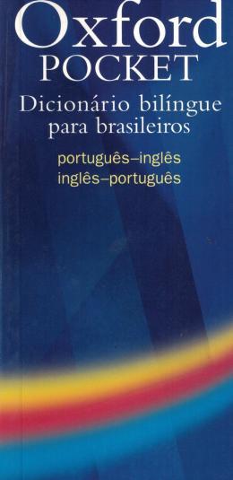 Pocket Dicionário Oxford de Bolso - Inglês/Português