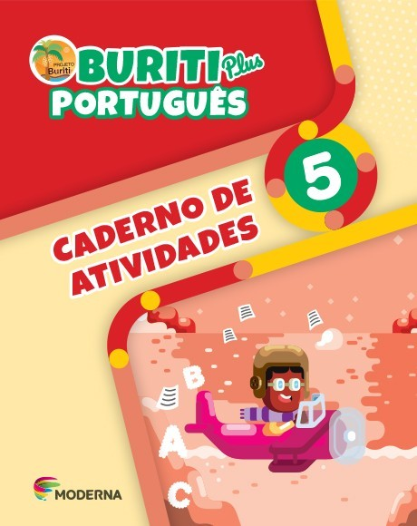 Projeto Buriti - Língua Portuguesa PLUS - CADERNO DE ATIVIDADES - 5º ano - 1ª edição