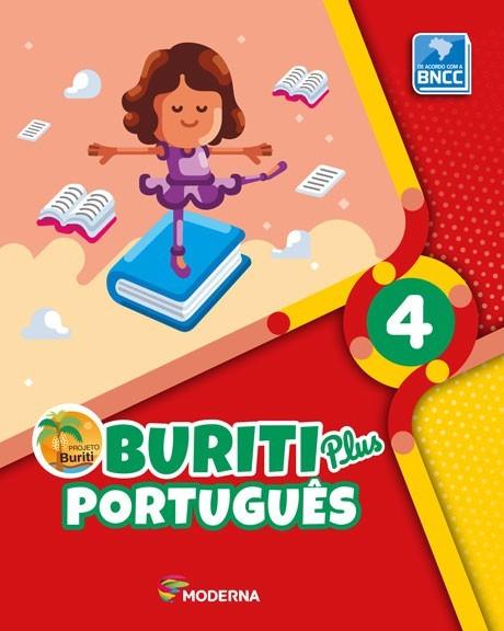 Projeto Buriti - Língua portuguesa PLUS - 4º ano - 1ª edição