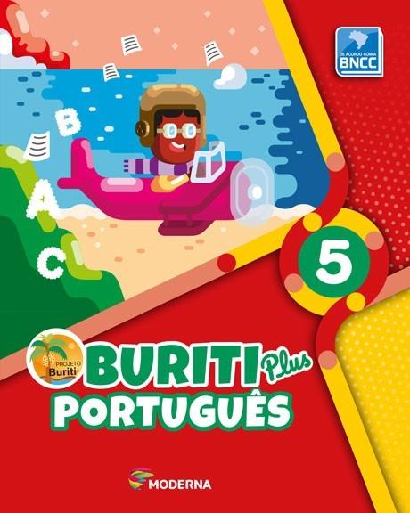 Projeto Buriti - Língua portuguesa PLUS - 5º ano - 1ª edição