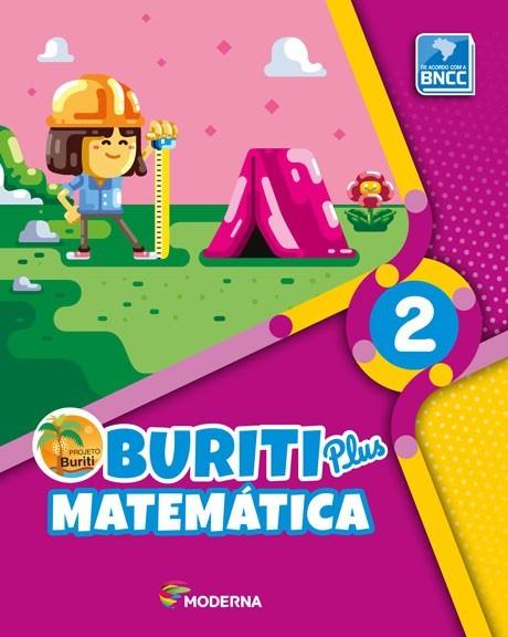 Projeto Buriti - Matemática PLUS - 2º ano - 1ª edição