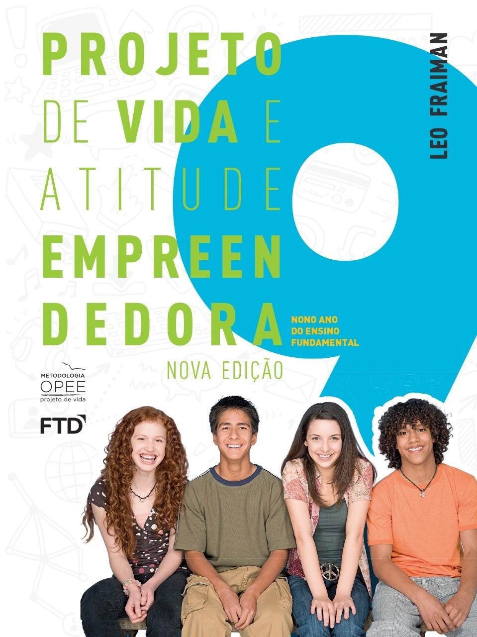Projeto de Vida e Atitude Empreendedora - 9º ano - 2a. edição