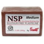 Clay Chavant NSP Medium Brown for Modeling