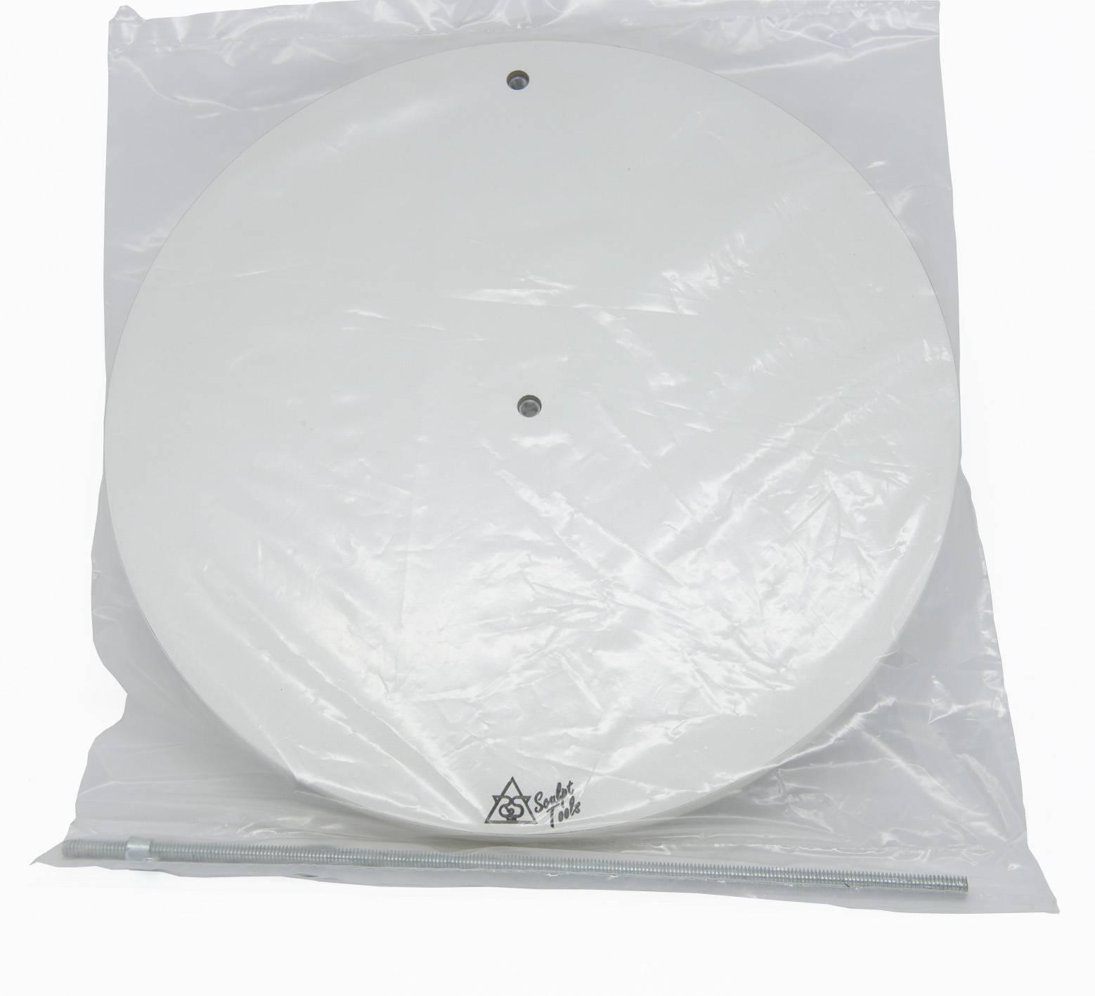 MDF base to be used on aluminium bases - BMDF-3