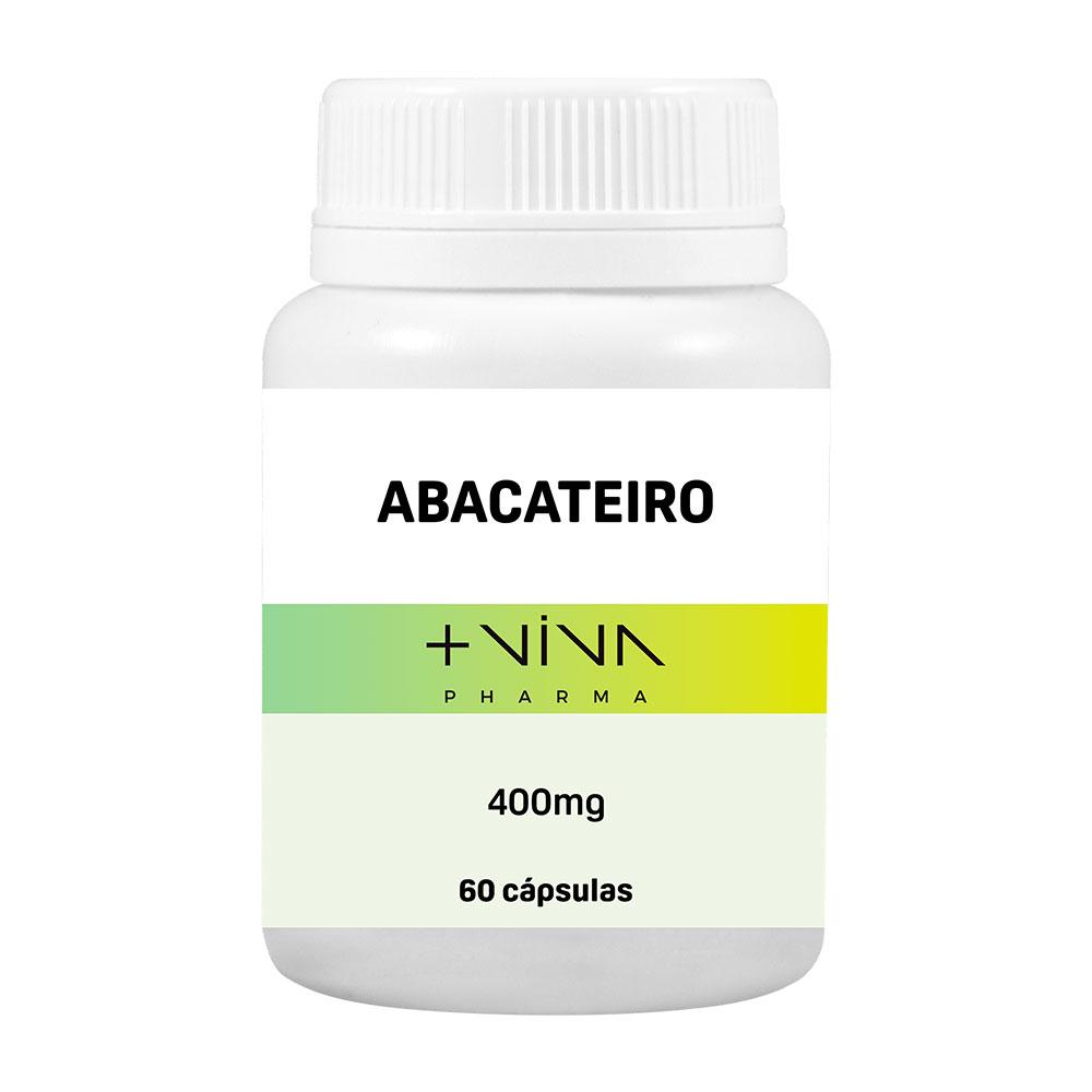 Abacateiro 400mg 60 cápsulas