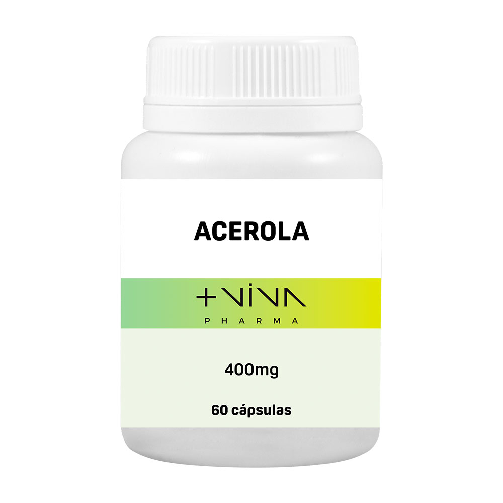 Acerola 400mg