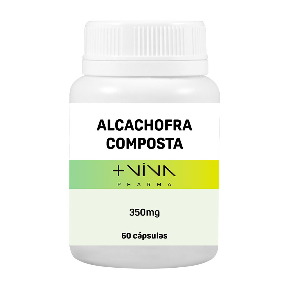 Alcachofra Composta 350mg