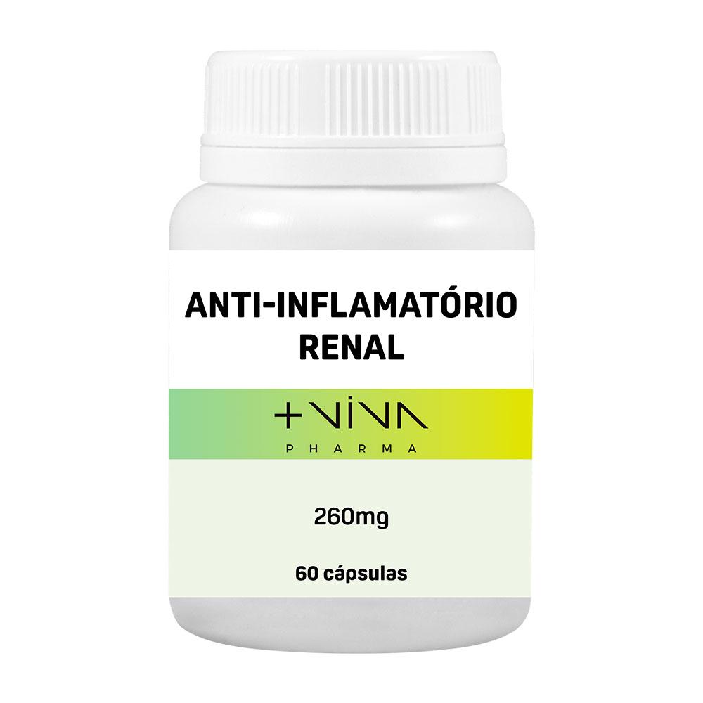 Anti-inflamatório Renal