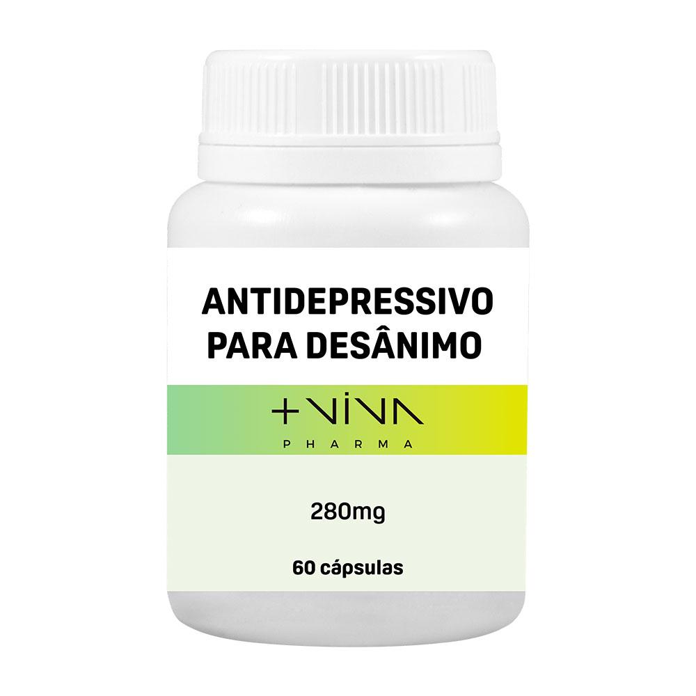 Antidepressivo para Desânimo 280mg
