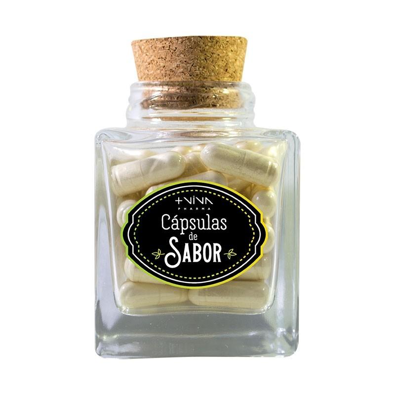 Cápsulas de Sabor - Alho (50 cápsulas)