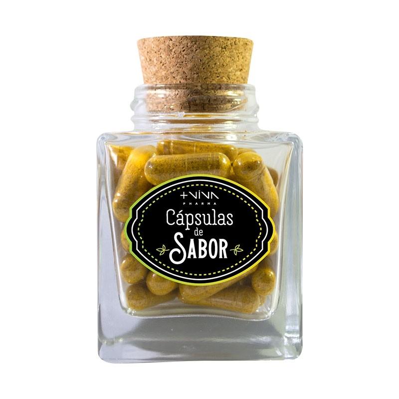 Cápsulas de Sabor - Curry (50 cápsulas)