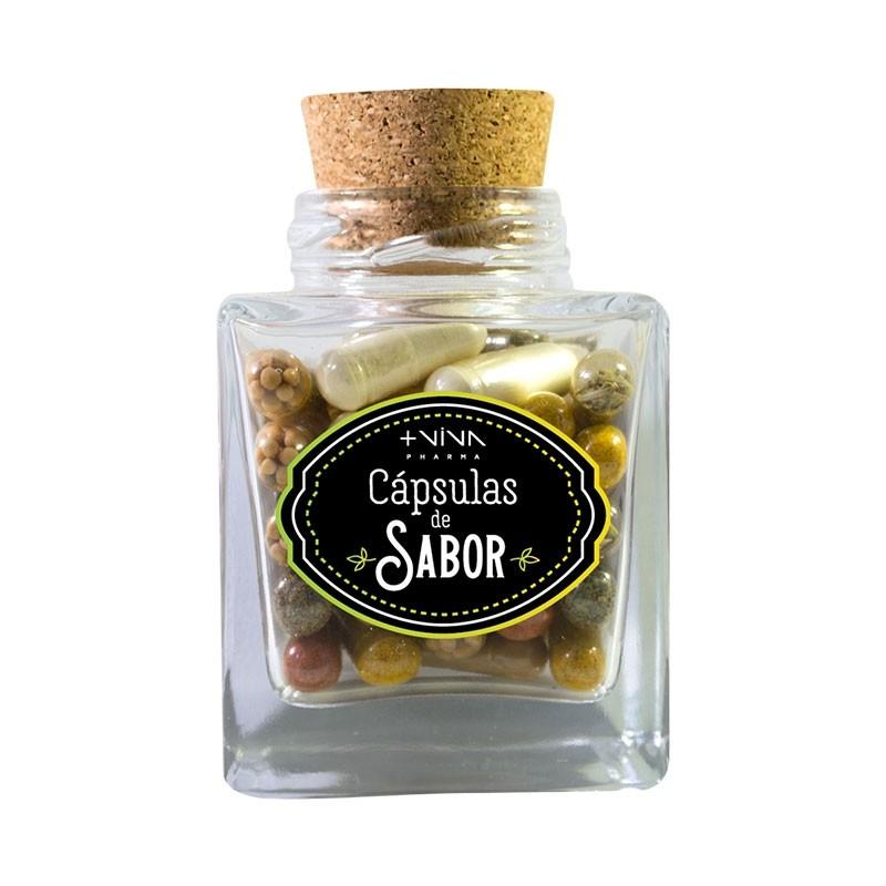 Cápsulas de Sabor - Mix (50 cápsulas)